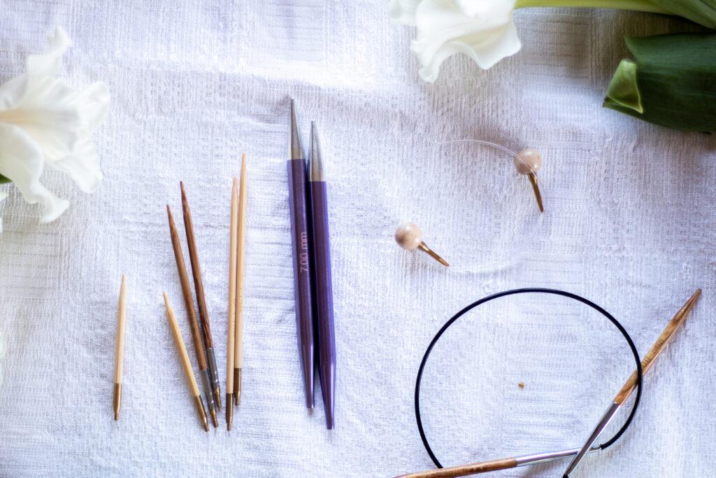Workshop! Lär dig sticka efter mönster!
